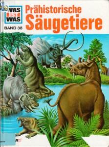 Prähistorische Säugetiere